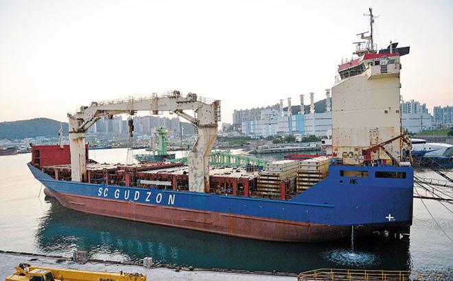 """Ghé cảng Hàn Quốc sửa chữa, tàu Nga đen đủi bị """"tóm sống"""" để... thực thi cấm vận của Mỹ"""