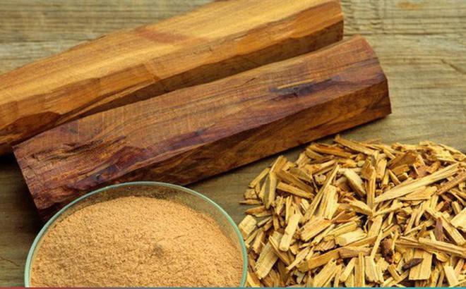 Điều trị hói đầu trong 6 ngày với gỗ đàn hương