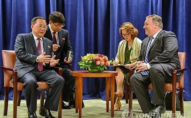 """Hai cuộc tiếp xúc """"mất tích bí ẩn"""" của Ngoại trưởng Triều Tiên ở New York"""