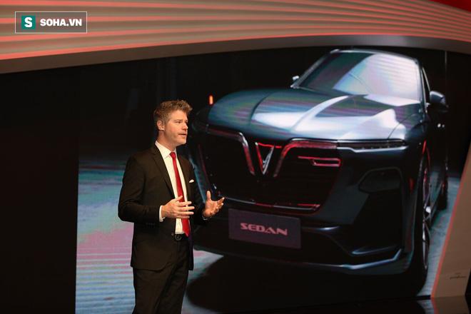 [Góc ấn tượng] Trải nghiệm toàn bộ sự kiện ra mắt xe VinFast qua bộ ảnh tuyệt đẹp từ Pháp - Ảnh 6.