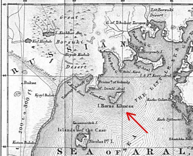 Bí ẩn kỳ dị, không thể giải thích trên hòn đảo hoang: Liên Xô giải mã nhưng không thành - Ảnh 2.