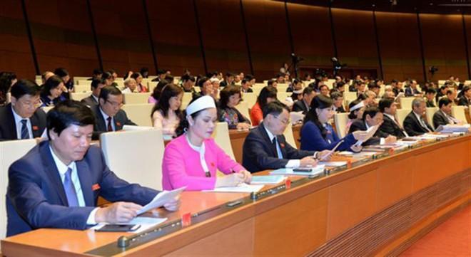 Những điểm nhấn đặc biệt quan trọng của kỳ họp thứ 6 Quốc hội khóa 14 - Ảnh 1.