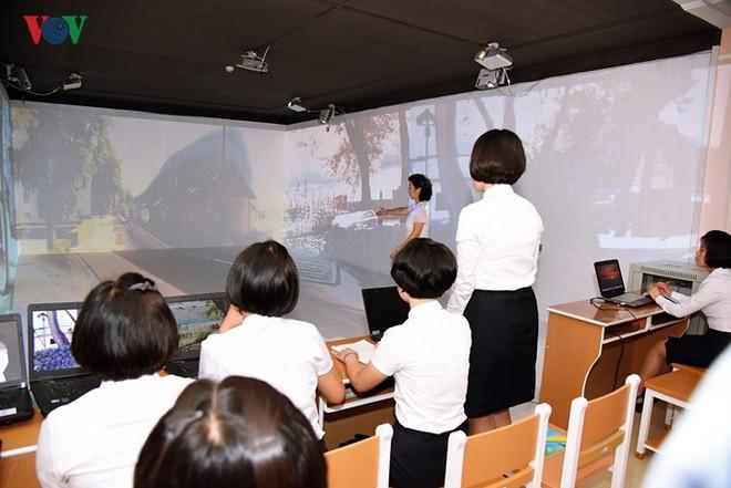 Cận cảnh quy trình rèn giũa các cô giáo tương lai của Triều Tiên - Ảnh 15.