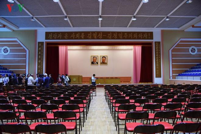 Cận cảnh quy trình rèn giũa các cô giáo tương lai của Triều Tiên - Ảnh 16.