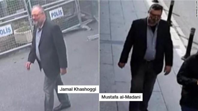 CNN: Video rúng động tố Ả Rập Saudi dùng thế thân để che đậy vụ sát hại nhà báo Khashoggi - Ảnh 1.