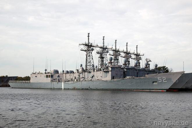 Việt Nam sẽ tiếp nhận khinh hạm lớp Oliver Hazard Perry cỡ lớn của Mỹ? - Ảnh 2.