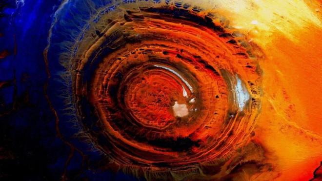 Trái đất đẹp không thể tin nổi dưới góc nhìn của phi hành gia trong gần một năm ngoài vũ trụ - Ảnh 9.