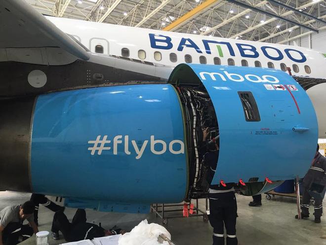 Lộ diện hình ảnh máy bay của Bamboo Airways - Ảnh 3.