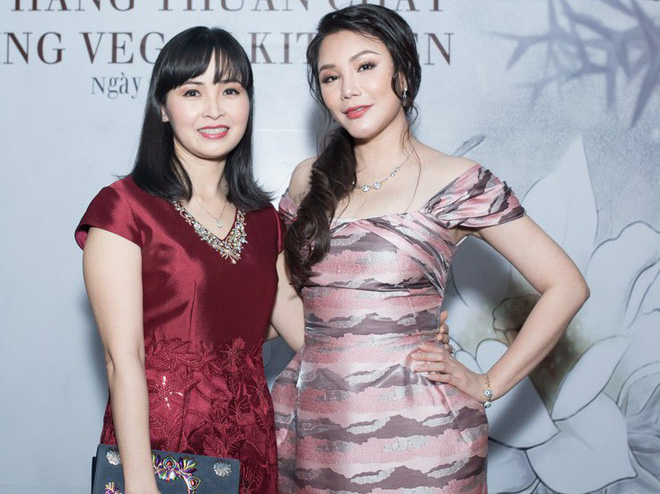Hồ Quỳnh Hương diện đầm gợi cảm, tiết lộ lý do mất tích khỏi showbiz - Ảnh 6.
