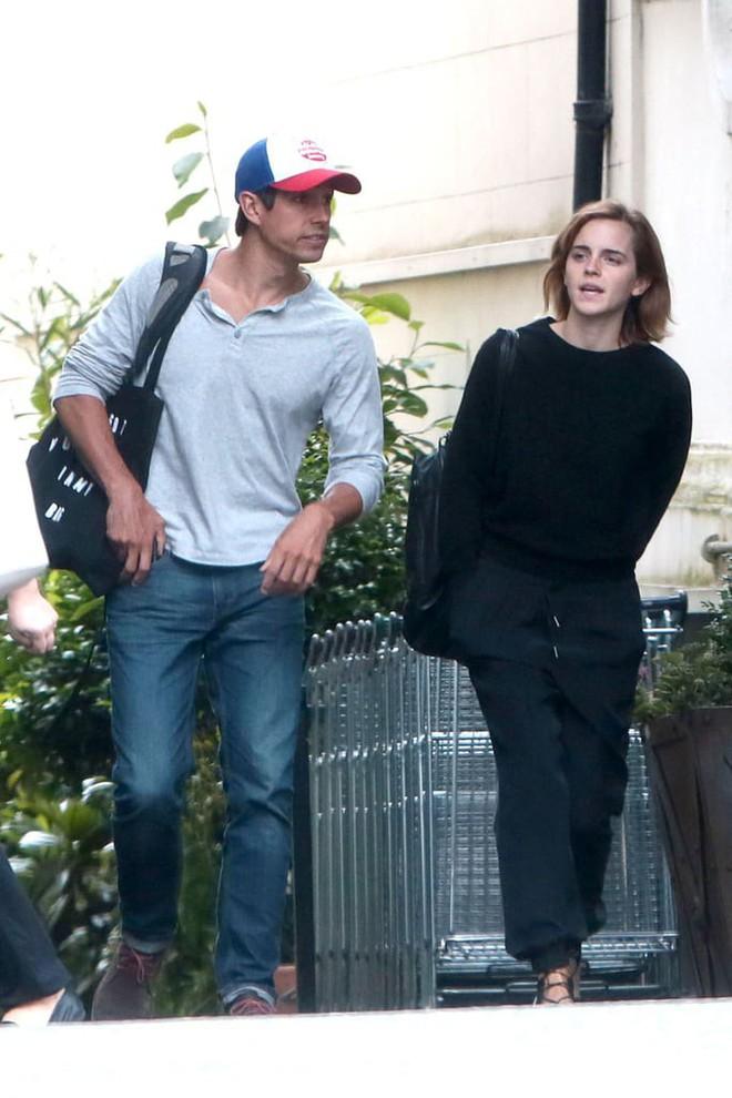 Đời tư kín tiếng nhưng tình sử của Emma Watson cũng dài dằng dặc chẳng kém Taylor Swift - Ảnh 13.