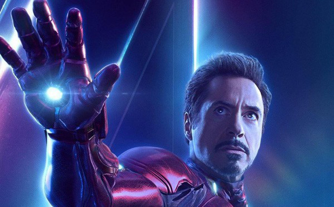 Đây, bộ giáp mà Iron Man sẽ dùng để chiến đấu với Thanos trong Avengers 4