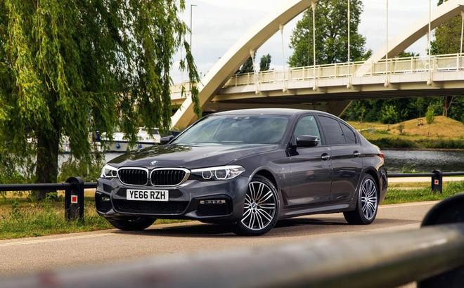 Dòng xe BMW 5-series nữ tài xế điều khiển gây tai nạn kinh hoàng được ứng dụng công nghệ an toàn nào?