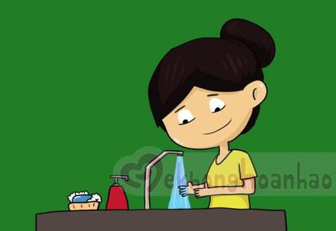Tại sao rửa tay lại quan trọng đối với độ an toàn của bữa ăn? - Ảnh 1.