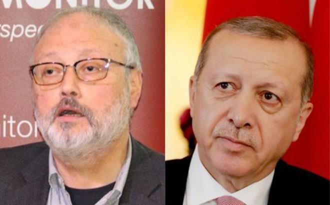 """Vụ giết hại nhà báo: Sách lược nguy hiểm của Thổ Nhĩ Kỳ """"siết cổ"""" Ả Rập Saudi từ từ"""
