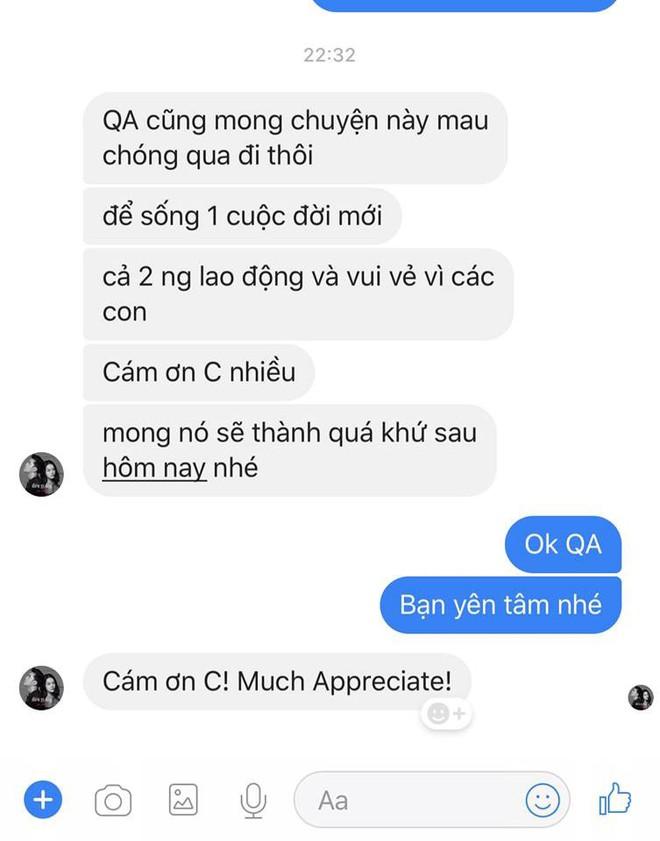 Lộ bản ghi âm Phạm Quỳnh Anh thừa nhận Quang Huy có người thứ 3 khi chưa ly hôn - Ảnh 2.