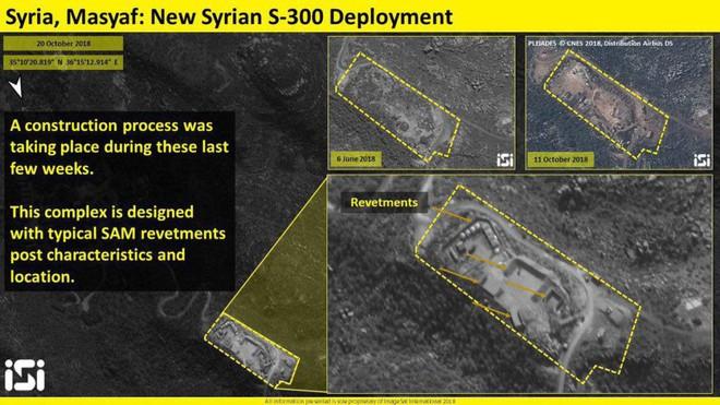 S-300 Syria phơi mình trước vệ tinh Israel: Vẫn án binh bất động! - Ảnh 4.