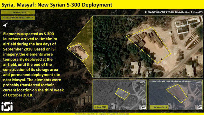S-300 Syria phơi mình trước vệ tinh Israel: Vẫn án binh bất động! - Ảnh 3.