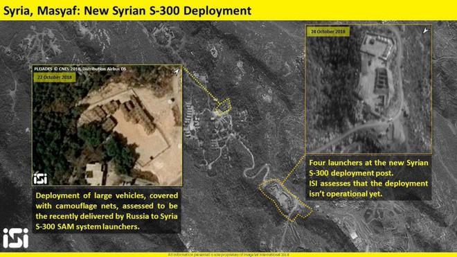 S-300 Syria phơi mình trước vệ tinh Israel: Vẫn án binh bất động! - Ảnh 1.