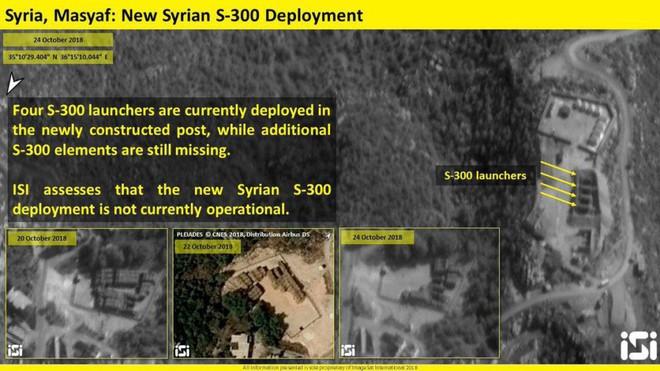 S-300 Syria phơi mình trước vệ tinh Israel: Vẫn án binh bất động! - Ảnh 2.