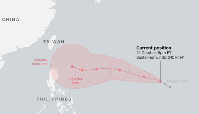 Mỹ hứng siêu bão mạnh nhất hành tinh năm 2018: Mắt bão nuốt trọn hòn đảo rộng 100km2 - Ảnh 4.