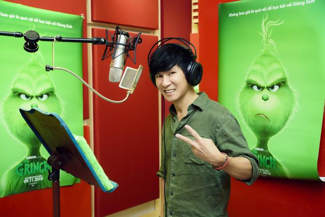 Lý Hải lần đầu thử sức lồng tiếng phim hoạt hình - Ảnh 1.