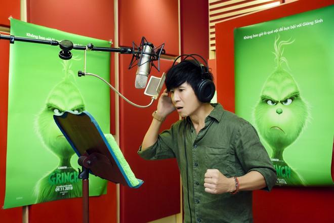 Lý Hải lần đầu thử sức lồng tiếng phim hoạt hình - Ảnh 3.