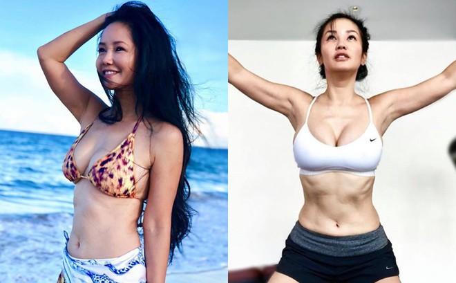 Bất ngờ với hình ảnh nóng bỏng của diva Hồng Nhung ở tuổi U50