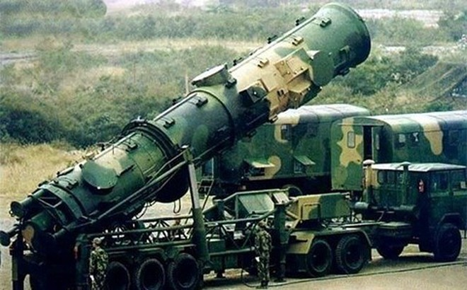 Rút khỏi INF, Mỹ sẽ phá tan trận địa tên lửa Trung Quốc giăng khắp châu Á?