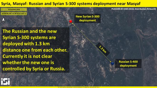 Cá lớn S-300 Syria bị lộ: Cơ hội ngon ăn để Israel đánh một trận sạch không kình ngạc? - Ảnh 2.