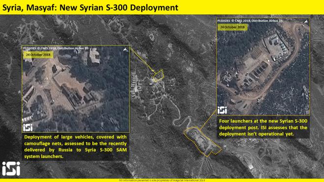 Cá lớn S-300 Syria bị lộ: Cơ hội ngon ăn để Israel đánh một trận sạch không kình ngạc? - Ảnh 1.