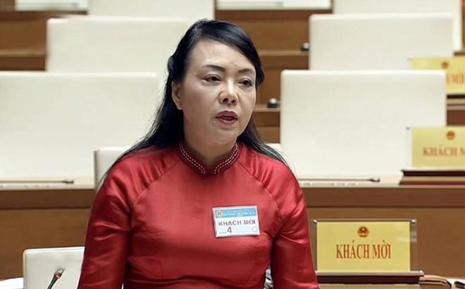 """Bộ trưởng Nguyễn Thị Kim Tiến: """"Bệnh viện nào nhà vệ sinh bẩn là giám đốc viện đó ở bẩn"""""""