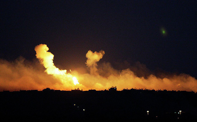"""Israel trút """"bão đạn"""" phản đòn Hamas: Cơn thịnh nộ gây thiệt hại rất lớn"""