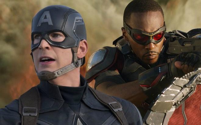 Không phải Bucky, đây mới là nhân vật sẽ trở thành Captain America sau Avengers 4?