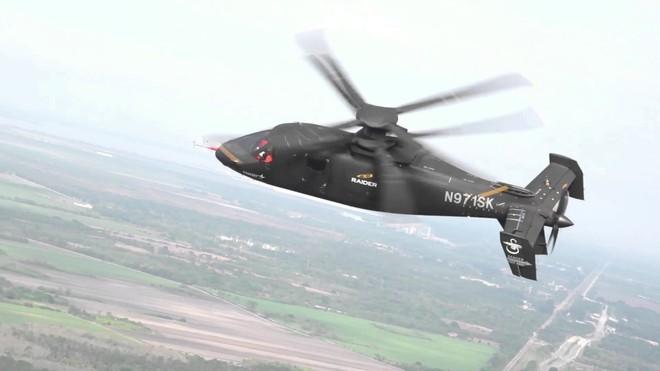Vũ khí Nga còn nằm trên giấy, Mỹ đã đáp trả ngay bằng phiên bản trực thăng Apache siêu tốc - Ảnh 1.