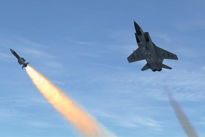 Cuộc tấn công ồ ạt vào Nga tạm hoãn: Moscow tung tên lửa vô hiệu hóa cả bầy máy bay NATO - Ảnh 2.