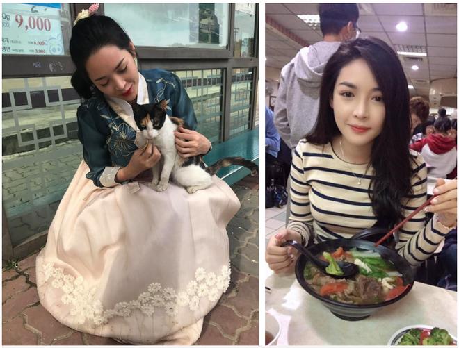 4 năm từ ngày đập đi xây lại, hot girl thẩm mỹ Vũ Thanh Quỳnh ngày càng quyến rũ, vi vu du lịch khắp nơi - Ảnh 13.