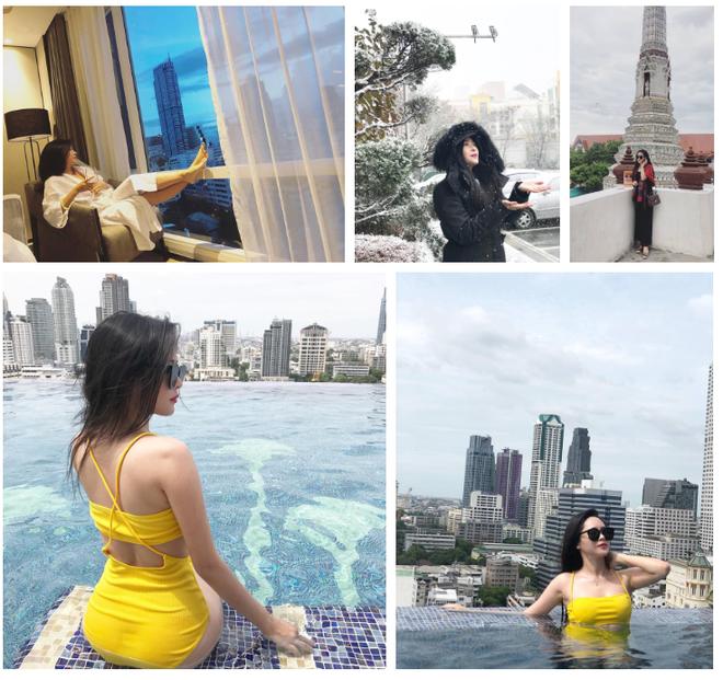 4 năm từ ngày đập đi xây lại, hot girl thẩm mỹ Vũ Thanh Quỳnh ngày càng quyến rũ, vi vu du lịch khắp nơi - Ảnh 20.