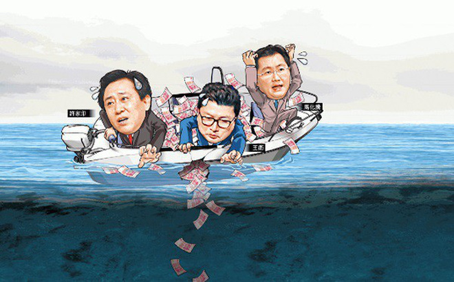 Các tỷ phú Trung Quốc điêu đứng vì chiến tranh thương mại Trung – Mỹ