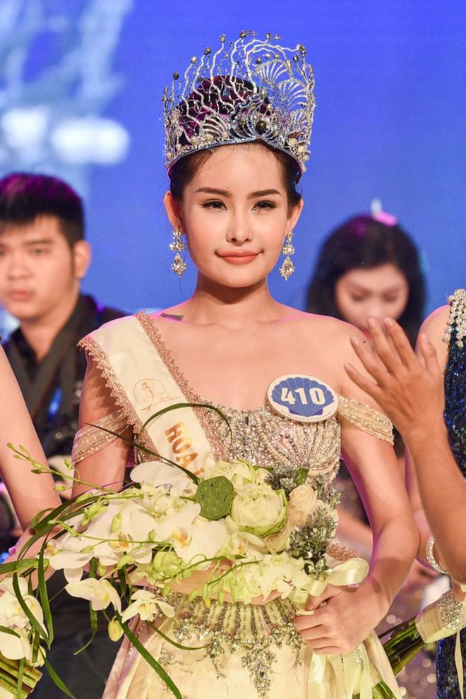 Lê Âu Ngân Anh tuyên bố lý do không trả lại vương miện Hoa hậu - Ảnh 1.