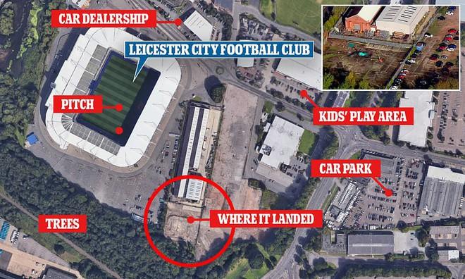 Vụ trực thăng ở Leicester: Có nhiều âm thanh bất thường, cánh quạt sau ngừng hoạt động - Ảnh 6.