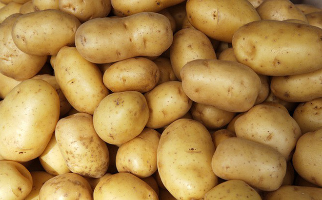 Những lưu ý khi chế biến món ăn từ khoai tây