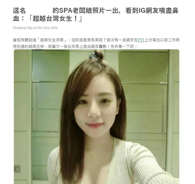 2 năm sau khi gây sốt MXH Trung Quốc, cô gái Việt làm chủ nhiều cửa hàng, check in nơi sang chảnh - Ảnh 1.