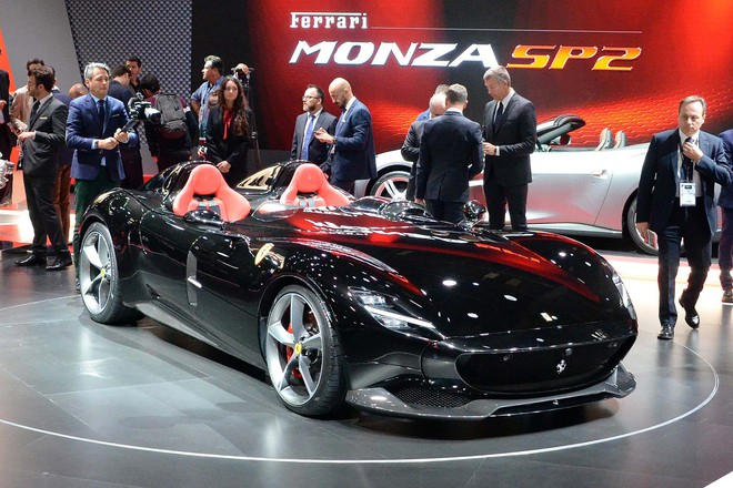 Truyền thông Anh: Chúng tôi xếp VinFast ngang BMW, hãng xe Audi, Ferrari... trong danh sách mẫu xe hấp dẫn nhất Paris Motor Show - Ảnh 4.