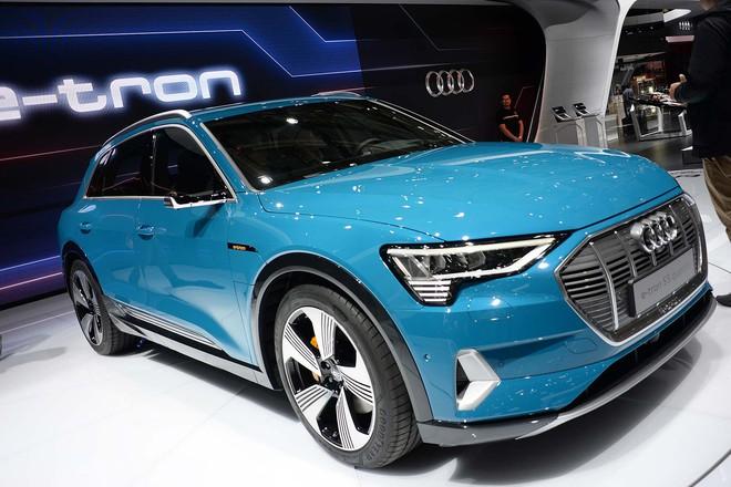 Truyền thông Anh: Chúng tôi xếp VinFast ngang BMW, hãng xe Audi, Ferrari... trong danh sách mẫu xe hấp dẫn nhất Paris Motor Show - Ảnh 5.