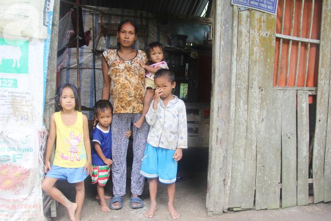 Bị chỉ trích vì nhà nghèo lại đẻ quá nhiều con, mẹ bầu 8 tháng có hoàn cảnh khó khăn cho biết sẽ triệt sản sau khi sinh - Ảnh 12.