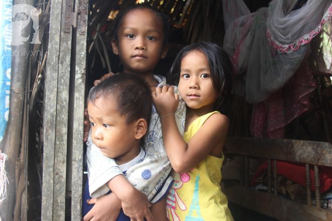 Bị chỉ trích vì nhà nghèo lại đẻ quá nhiều con, mẹ bầu 8 tháng có hoàn cảnh khó khăn cho biết sẽ triệt sản sau khi sinh - Ảnh 4.