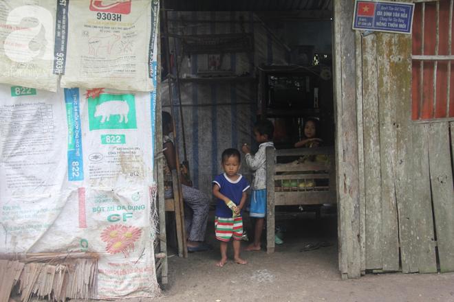 Bị chỉ trích vì nhà nghèo lại đẻ quá nhiều con, mẹ bầu 8 tháng có hoàn cảnh khó khăn cho biết sẽ triệt sản sau khi sinh - Ảnh 10.