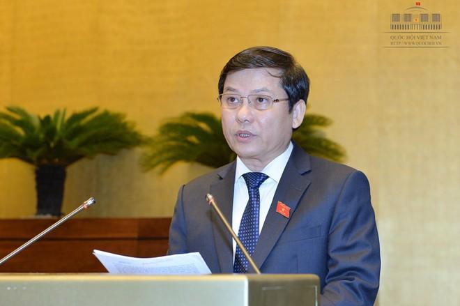 Bộ trưởng Công an lý giải nguyên nhân số bị can được tạm đình chỉ, đình chỉ điều tra tăng - Ảnh 3.