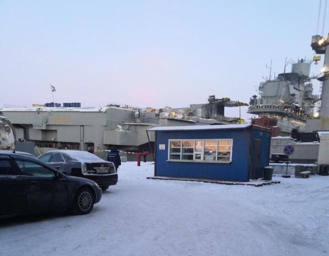 Tàu sân bay Kuznetsov duy nhất của Nga tiếp tục gặp thảm họa, may không chìm - Ảnh 5.