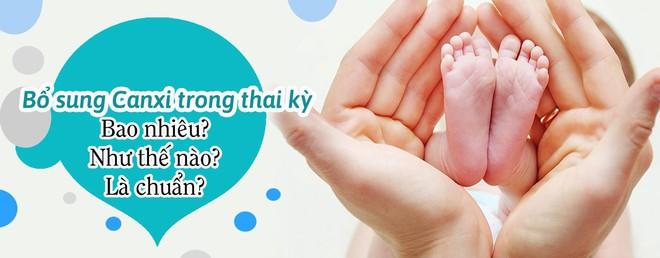 Chuyên gia mách cách lựa chọn canxi cho bà bầu và bà mẹ cho con bú - Ảnh 1.